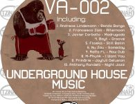 Underground House Music 002 by Tzinah Records